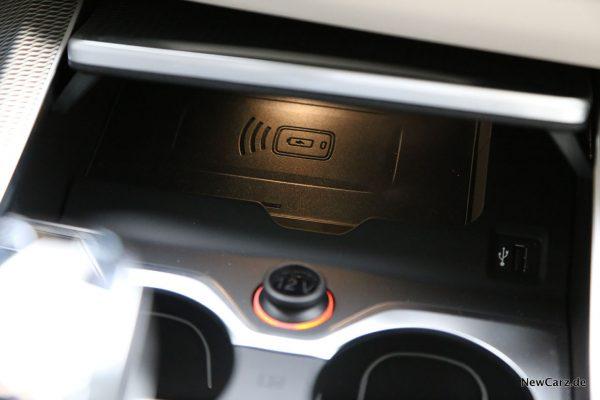 BMW X5 M50d Ladefach