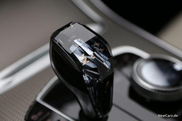 BMW X5 M50d Wahlhebel