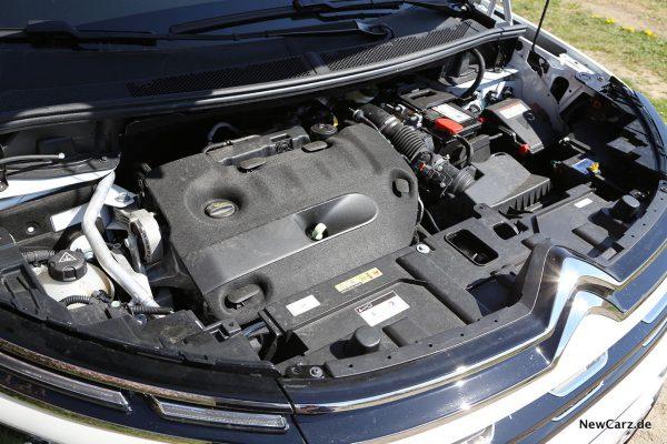 Citroen C5 Aircross Motor