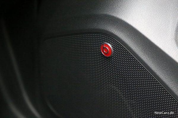 Cupra Ateca BeatsAudio