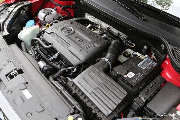 Cupra Ateca Motor
