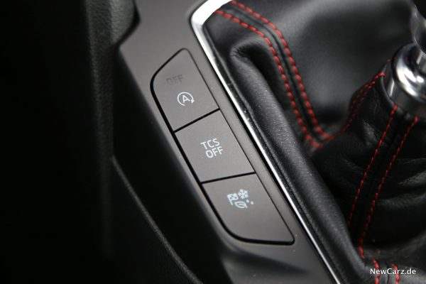 Ford Focus ST-Line Fahrmodi