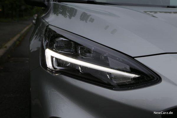 Ford Focus ST-Line Scheinwerfer