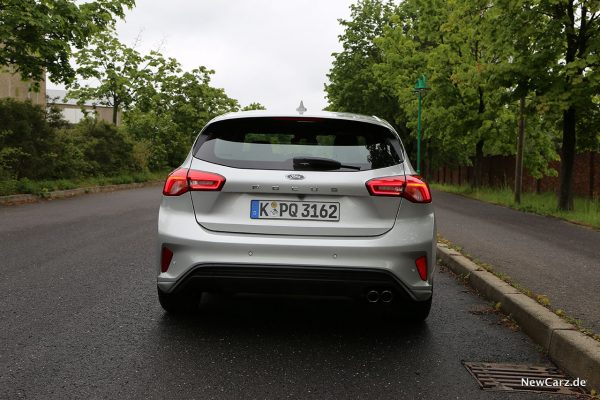 Ford Focus ST-Line Heck