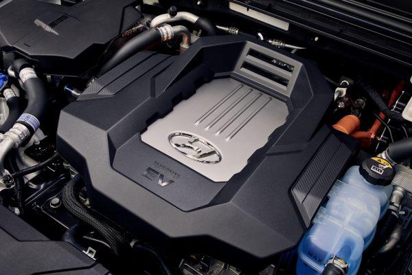 Hyundai Ioniq Elektro 2020 Motor
