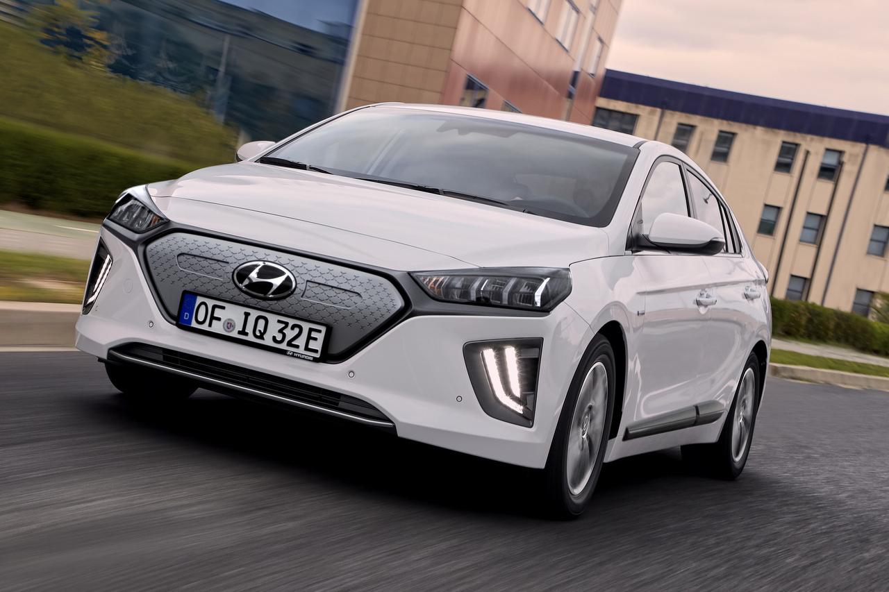 Hyundai Ioniq Elektro 2020