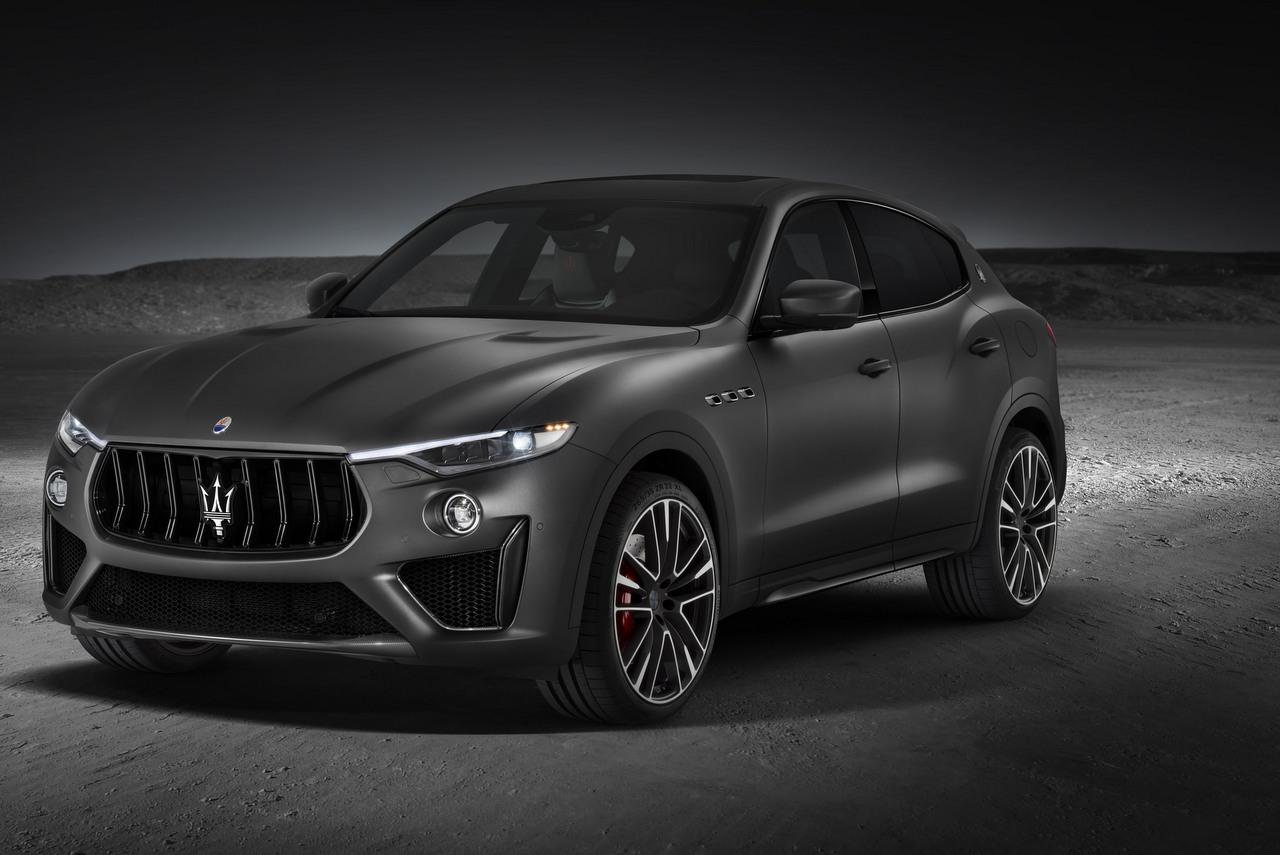 Maserati Levante Trofeo und GTS