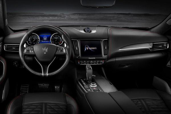Maserati Levante Trofeo und GTS Interieur