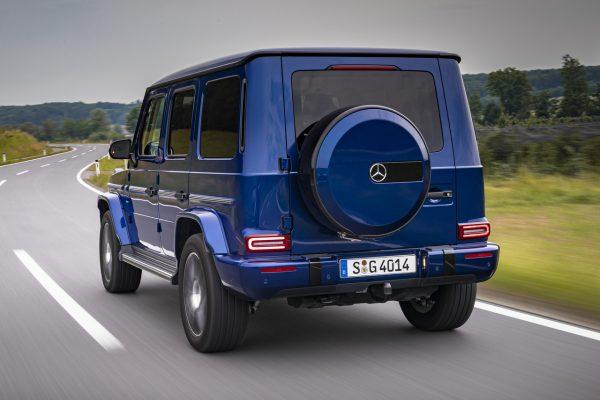 Mercedes-Benz G-Klasse Sondermodell
