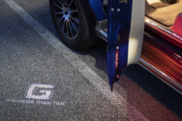 Mercedes-Benz G-Klasse Stronger Than Time