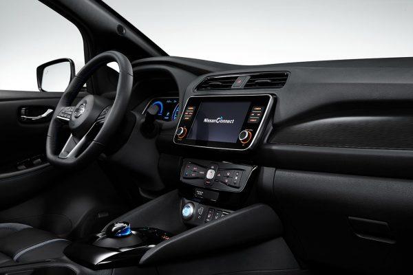 Nissan Leaf e+ Innenraum