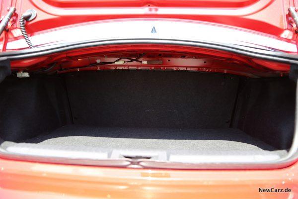 Subaru BRZ Kofferraum