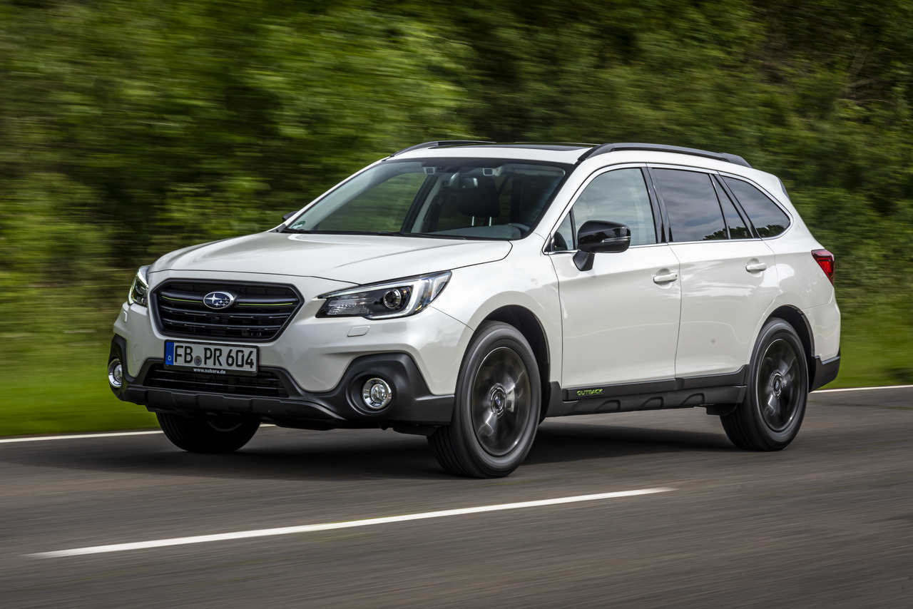 Subaru Outback Sport X
