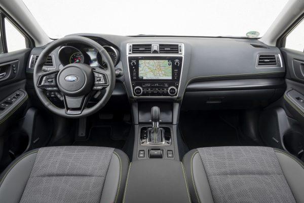 Subaru Outback Sport X Interieur