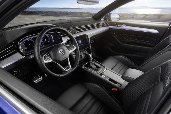 VW Passat B8 Interieur