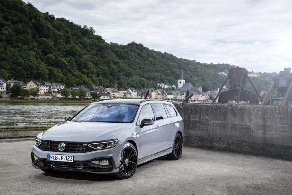 VW Passat Facelift Frontansicht