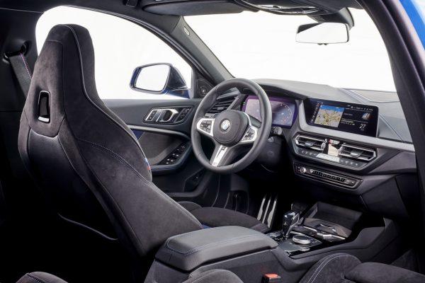 Interieur im BMW 1er