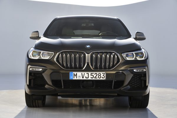 BMW X6 2020 Front