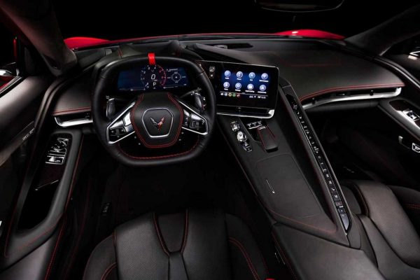 Stingray C8 Interieur