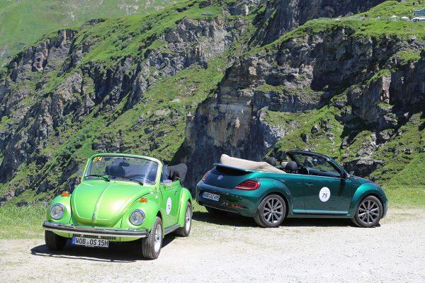Edelweiß Rallye Cabrios