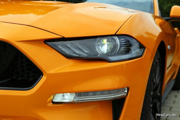 Ford Mustang GT LED-Scheinwerfer