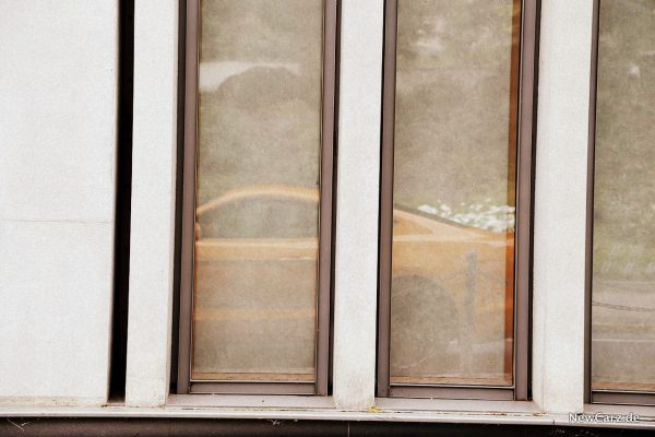 Ford Mustang GT Spiegelbild