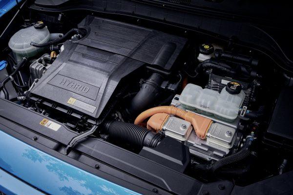 Hybridantrieb des Kona