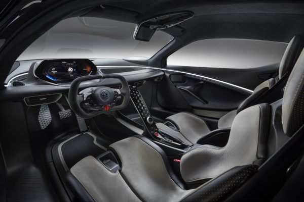 Interieur Lotus Hypercar