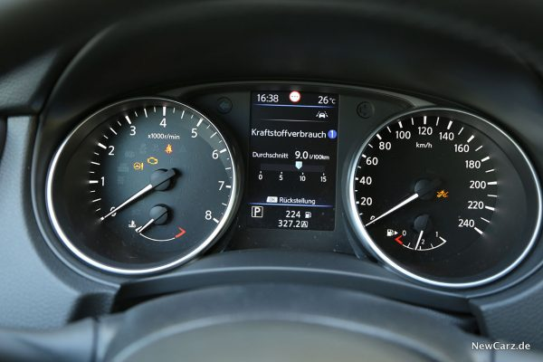 Verbrauch Benziner 1.3 DIG-T