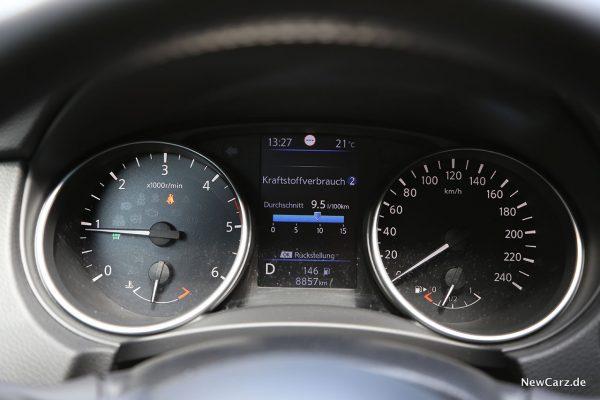 Verbrauch Diesel 1.7 dCi