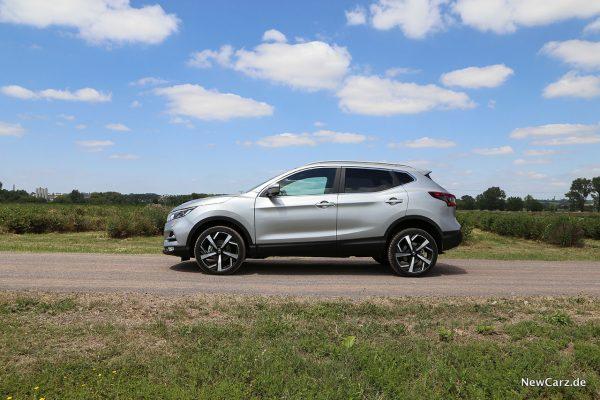 Nissan Vergleichstest Diesel Seite