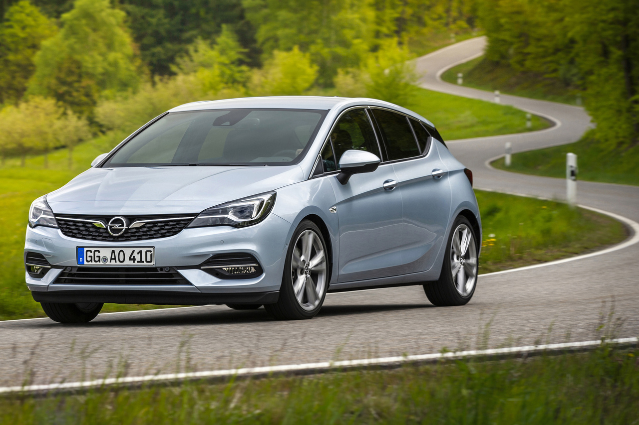 2020 Opel Astra Spesification