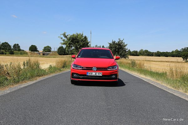 Polo GTI-Front