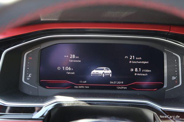 Verbrauch Polo GTI