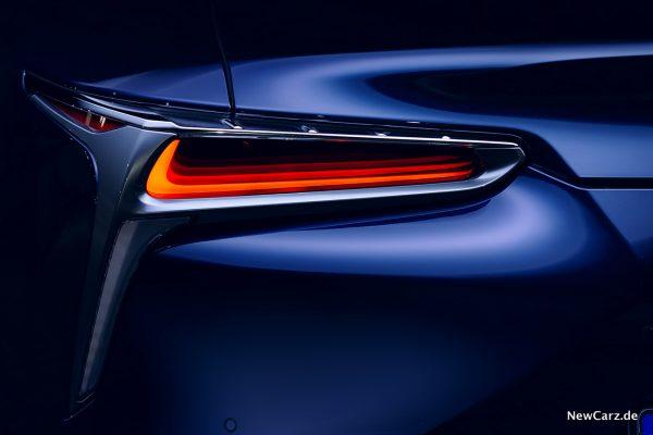 Lexus LC 500 Heckleuchte