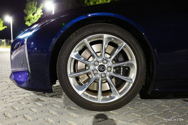 Lexus LC 500 Bremsen