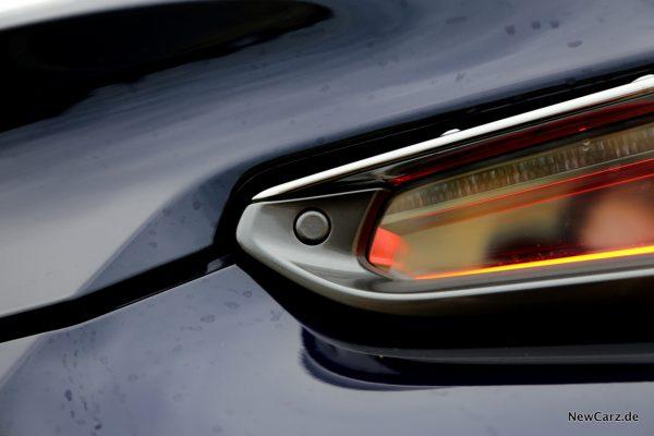 Lexus LC 500 Kofferraum Knopf