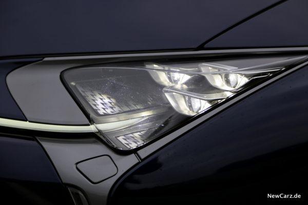 Lexus LC 500 LED Scheinwerfer