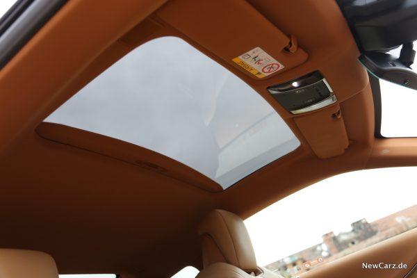 Lexus LC 500 Glasdach