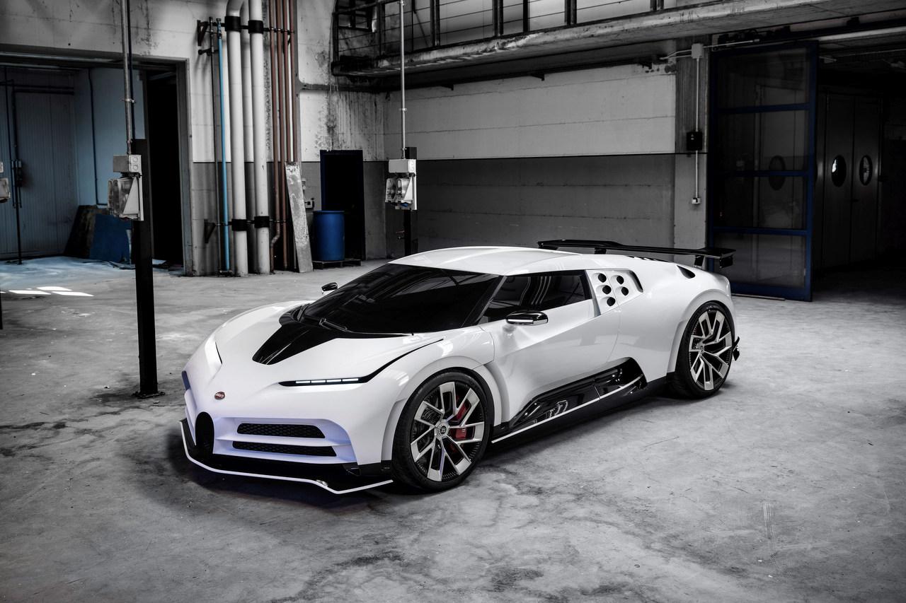 Bugatti Cientodieci