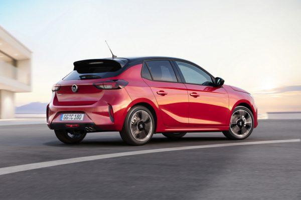 Opel Corsa Generation 6