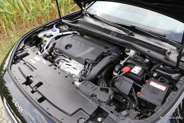 Motorraum 508 1.6 PureTech