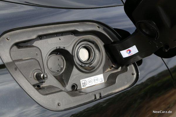 Tankstutzenam Peugeot 508 SW