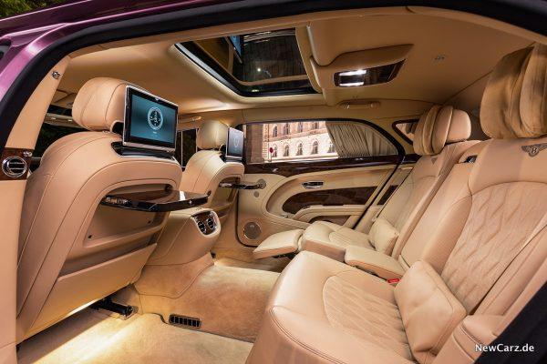 Bentley Mulsanne EWB Fond