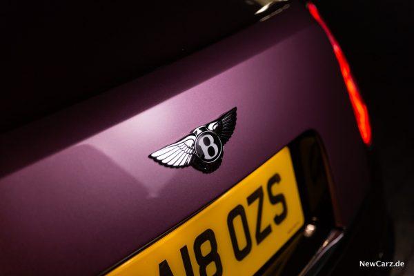 Bentley Mulsanne EWB Flying B