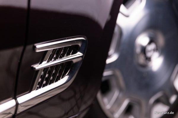 Bentley Mulsanne EWB Luftauslass