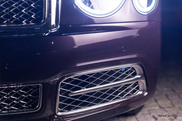Bentley Mulsanne EWB Lufteinlass