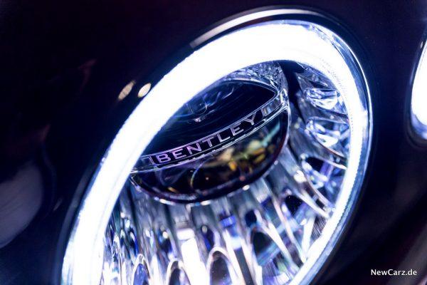 Bentley Mulsanne EWB LED-Scheinwerfer