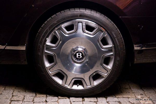Bentley Mulsanne EWB Räder