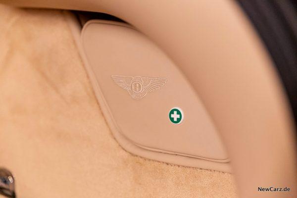 Bentley Mulsanne EWB Verbandskasten